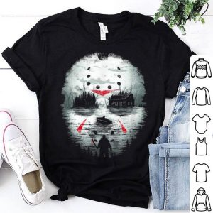 Top Jason Halloween Mask Horror Graphic 13th Friday Funny Gift shirt