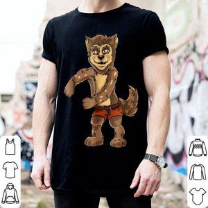 Werewolf Kids - Halloween Floss Like A Boss shirt