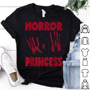 Awesome Horror Princess Retro Monster Halloween Costume shirt