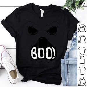 Beautiful Boo Ghost Face Funny Spook Halloween Costume Gift shirt