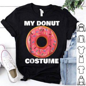 Beautiful Donut Halloween Costume Sprinkle shirt