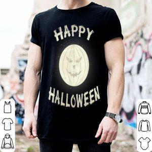 Beautiful Halloween Pumpkin Moon Mens, Womens, Kids shirt