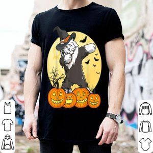 Hot Dabbing Old English Sheepdog Dab Dance Halloween Gift shirt
