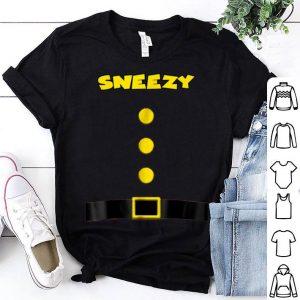 Hot Sneezy Dwarf Halloween Costume Sneezy Dwarf Sneezy shirt