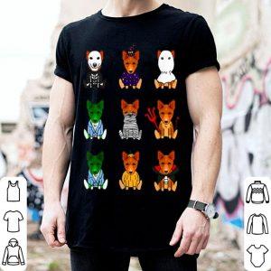 Original Basenji Dog Lover Halloween Basenji shirt