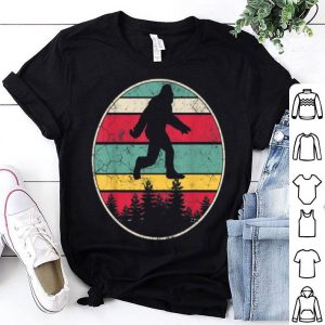 Original Bigfoot Sasquatch Vintage Retro 70's 80's Style Men Dad shirt