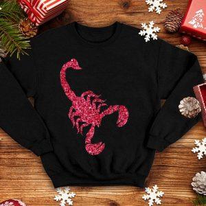 Original Cute Scorpion Glitter Halloween Costume shirt