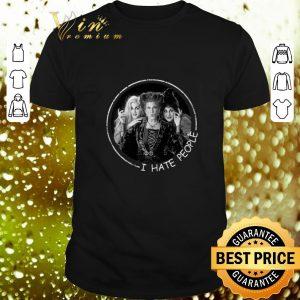 Original Hocus Pocus i hate people shirt