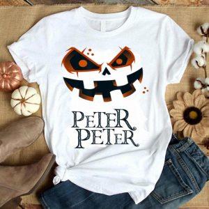 Peter Peter Pumpkin Eater Halloween Costume Spooky shirt