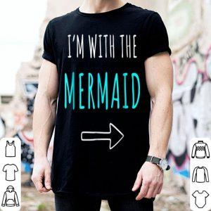 Premium Mermaid Halloween Parents or Couples Costume shirt