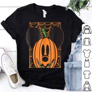 Top Disney Mickey Mouse Pumpkin Web Halloween shirt