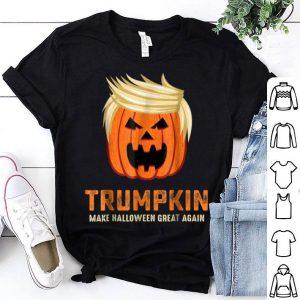 Top Halloween Trumpkin Funny shirt