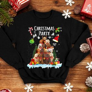 Awesome Australian Labradoodle Christmas Party Funny Xmas dog sweater