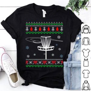 Awesome Disc Golf Awesome Ugly Christmas Sweater Xmas Gift sweater