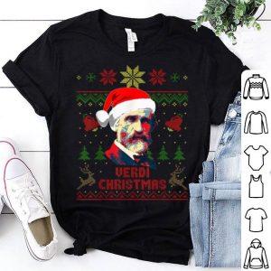 Beautiful Giuseppe Verdi Christmas Funny Christmas shirt