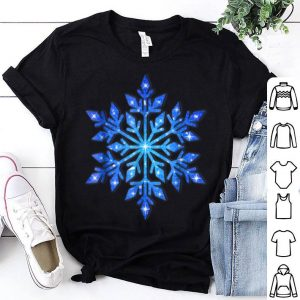 Beautiful Snowflake Winter Christmas Frozen Snow Gift shirt