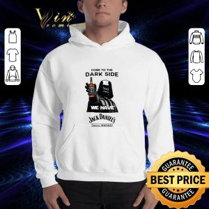 Hot Darth Vader come to the dark side we have Jack Daniel's whiskey shirt 2