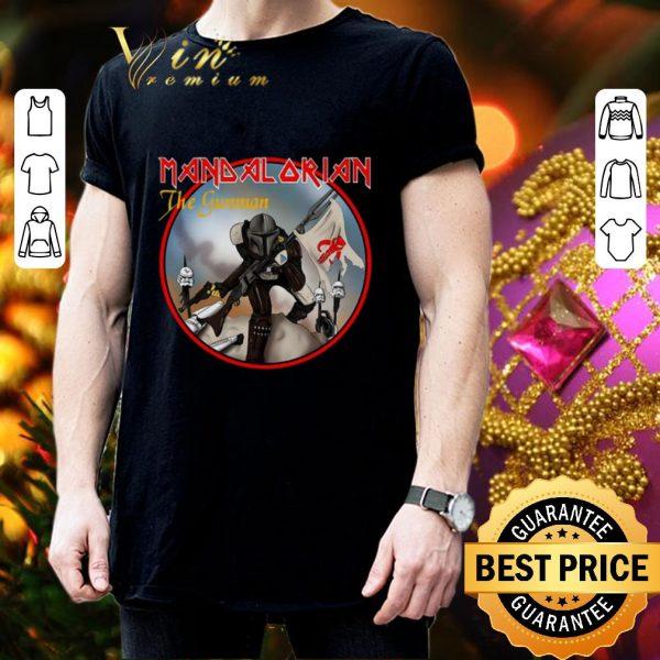 Hot Mandalorian The Gunman shirt