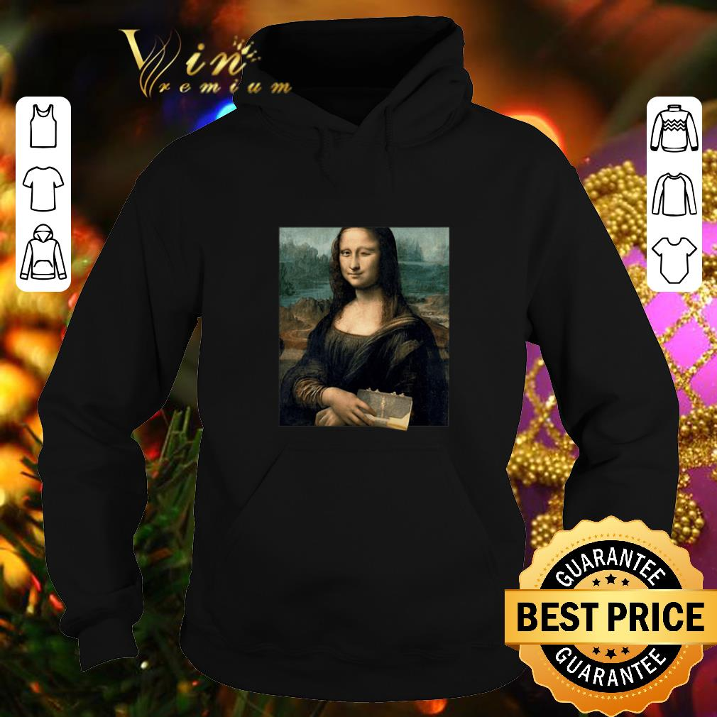 Hot Mona Lisa carry her wallet shirt 4 - Hot Mona Lisa carry her wallet shirt