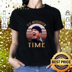 Hot Randle McMurphy It's medication time shirt 1