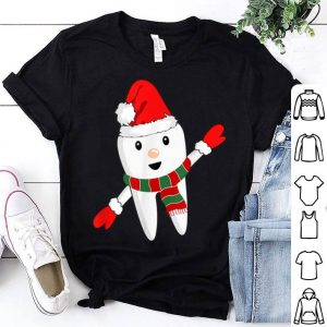 Nice Tooth Santa claus Hat Scarf Dentist Christmas molar Teeth sweater
