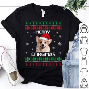 Original Corgi Christmas Merry Corgmas Costume 2018 shirt