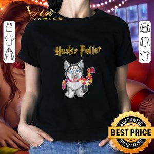 Original Husky Potter Harry Potter Christmas shirt