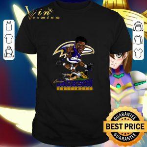 Original Lamar Jackson Baltimore Ravens shirt