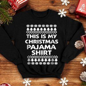 Premium Christmas Pajama family Xmas pajamas jammies Funny shirt