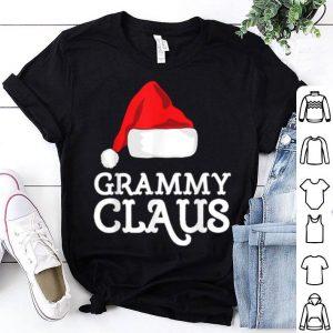 Premium Grammy Claus Christmas Family Matching Pajama Hat shirt