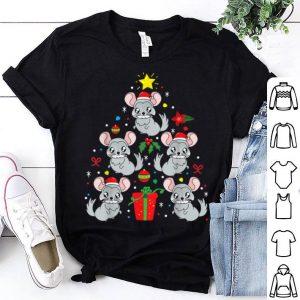 Pretty Chinchilla Christmas Ornament Tree Funny Dad Mom Kids Gift shirt