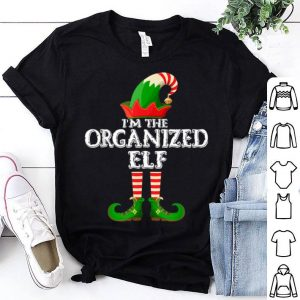 Pretty Organized Elf - Funny Matching Family Group Christmas Gifts sweater