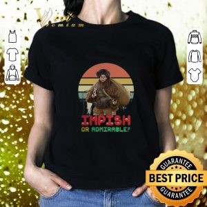 Top Belsnickel Impish or Admirable vintage shirt