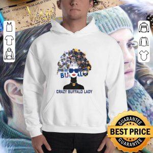Top Buffalo Bills Crazy Buffalo Lady shirt 2