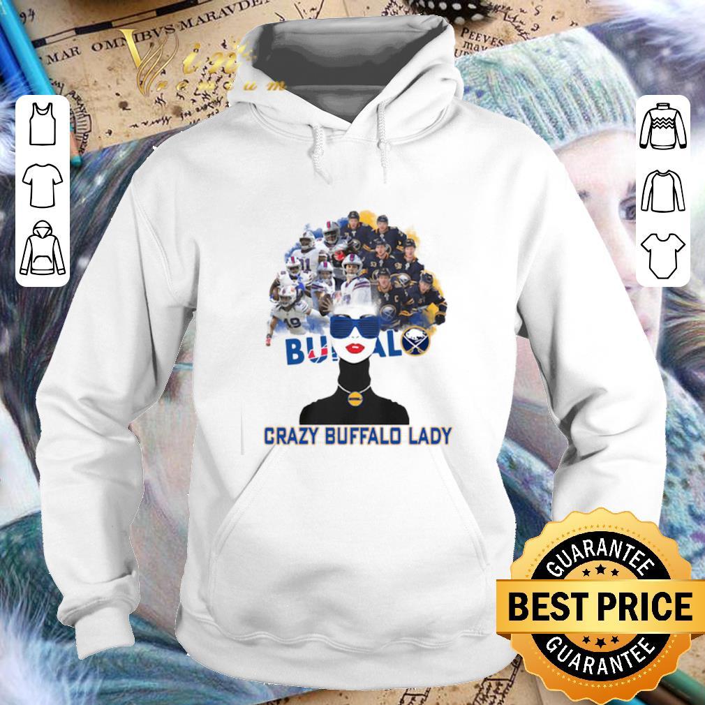 Top Buffalo Bills Crazy Buffalo Lady shirt 4 - Top Buffalo Bills Crazy Buffalo Lady shirt
