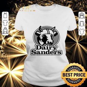 Top Cow 100' bell Cow running back Dairy Sanders shirt