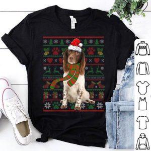 Top English Springer Spaniel Santa Claus Cute Xmas Sweater Gift shirt