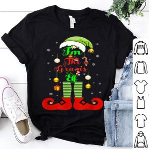 Beautiful I'm The Grams Elf Gifts Matching Christmas Costume sweater