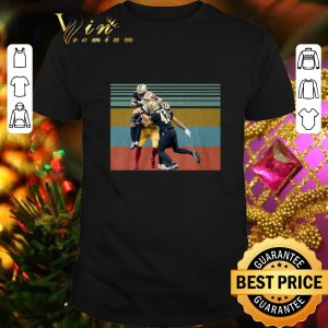 Hot George Kittle Muscles His Way Into Saints Territory On 4th Down Vintage shirt