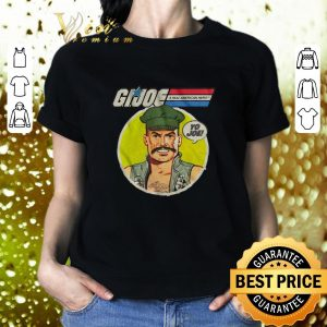 Hot Gung Ho GI Joe A Real American Hero Yo Joe shirt