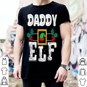 Nice Daddy - ELF Hat Christmas Matching Family Ugly Gift sweater