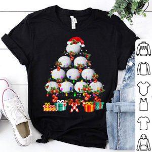 Nice Golf Christmas Ugly Sweater Santa Hat Pajama sweater