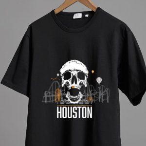 Original Genuine Gold Tooth Houston Skull shirt