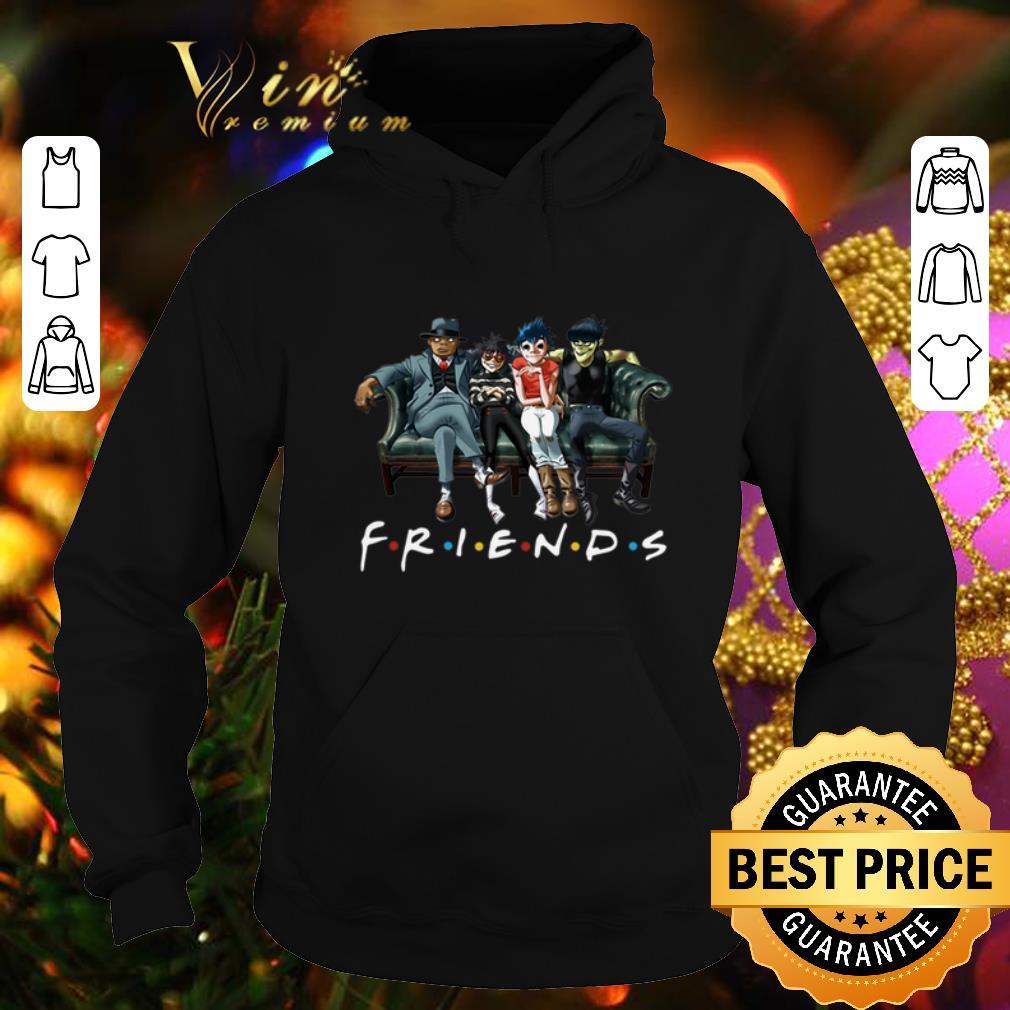 Original Gorillaz Friends shirt 4 - Original Gorillaz Friends shirt