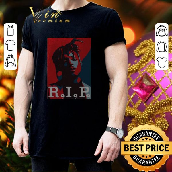 Original RIP Juice Wrld 1998 2019 shirt