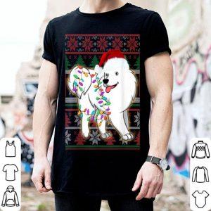 Premium American Eskimo Dog Ugly Sweater Christmas Gift sweater