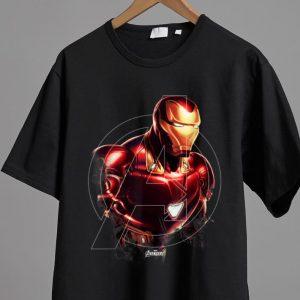 Awesome Marvel Avengers Endgame Iron Man shirt
