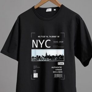 Great New York City Authentic Urban Exclusive shirt