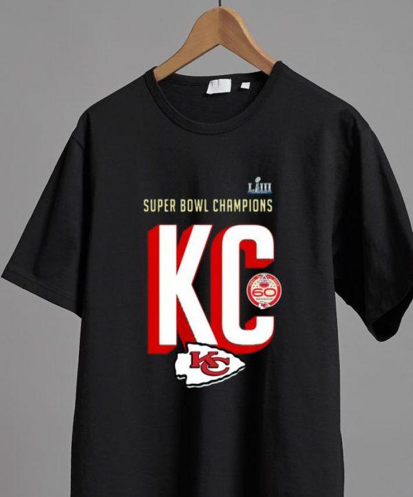 Nice Kansas City Chiefs Super Bowl Champions 2020 shirt