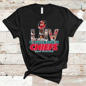 Official Kansas City Chiefs Super Bowl Miami 20.02.2020 shirt
